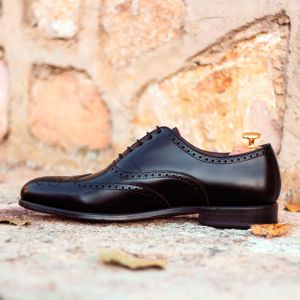 Black Calf Full Brogue