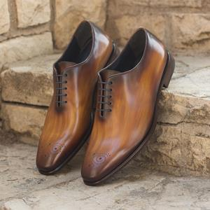 Cognac Patina Whole Cut