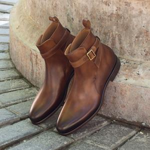 Medium Brown Burnished Jodhpur
