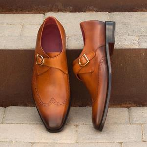 Burnished Cognac Single Monk
