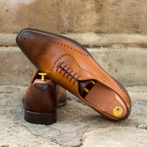 Cognac Burnished Whole Cut