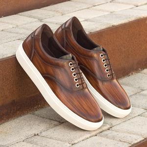 Brown Patina Top Sider