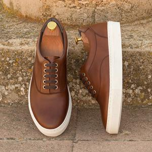 Brown Calf Top Sider