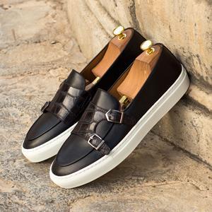 Black Monk Sneaker